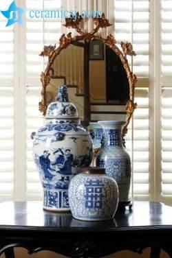 home decor ceramic vase