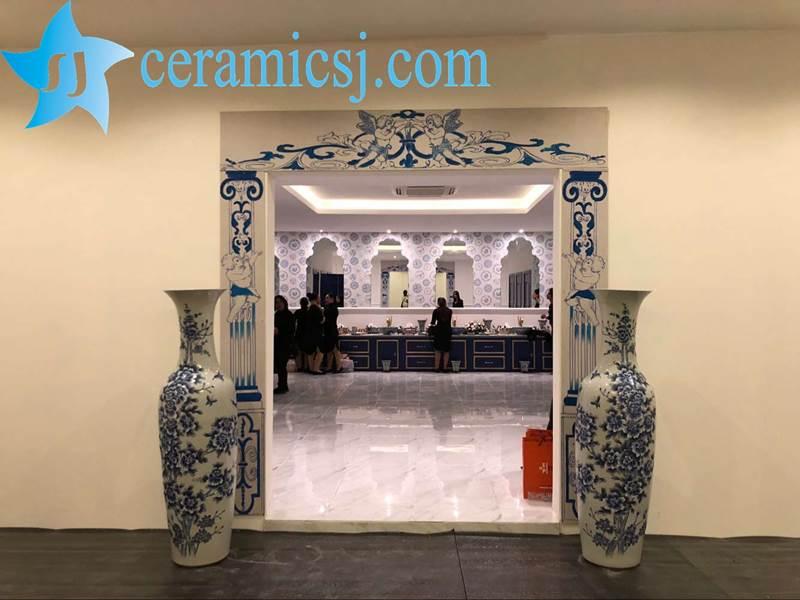 Shengjiang Ceramics on Royal wedding