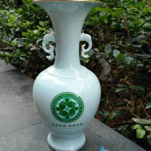 Customize Ceramic Trophy for Government by Shengjiang Ceramics