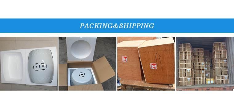 shengjiang ceramic packing spot