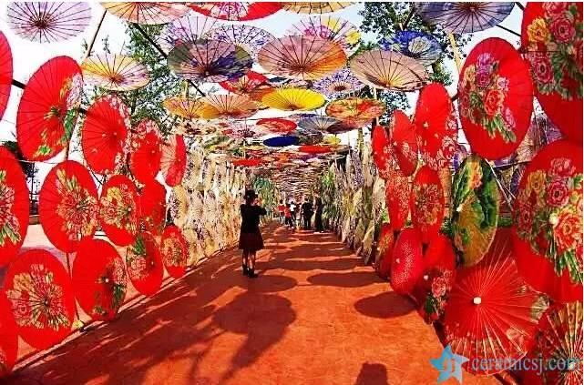 Temple Fair in Jan 2019 Jingdezhen