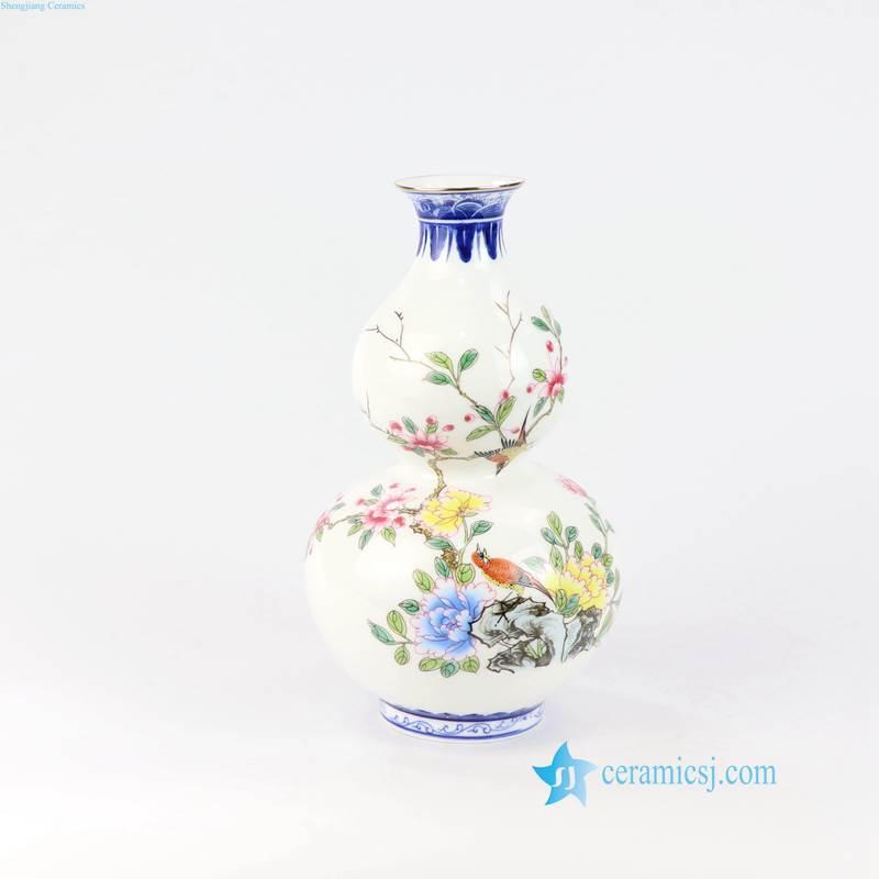 gouard shape flower vase