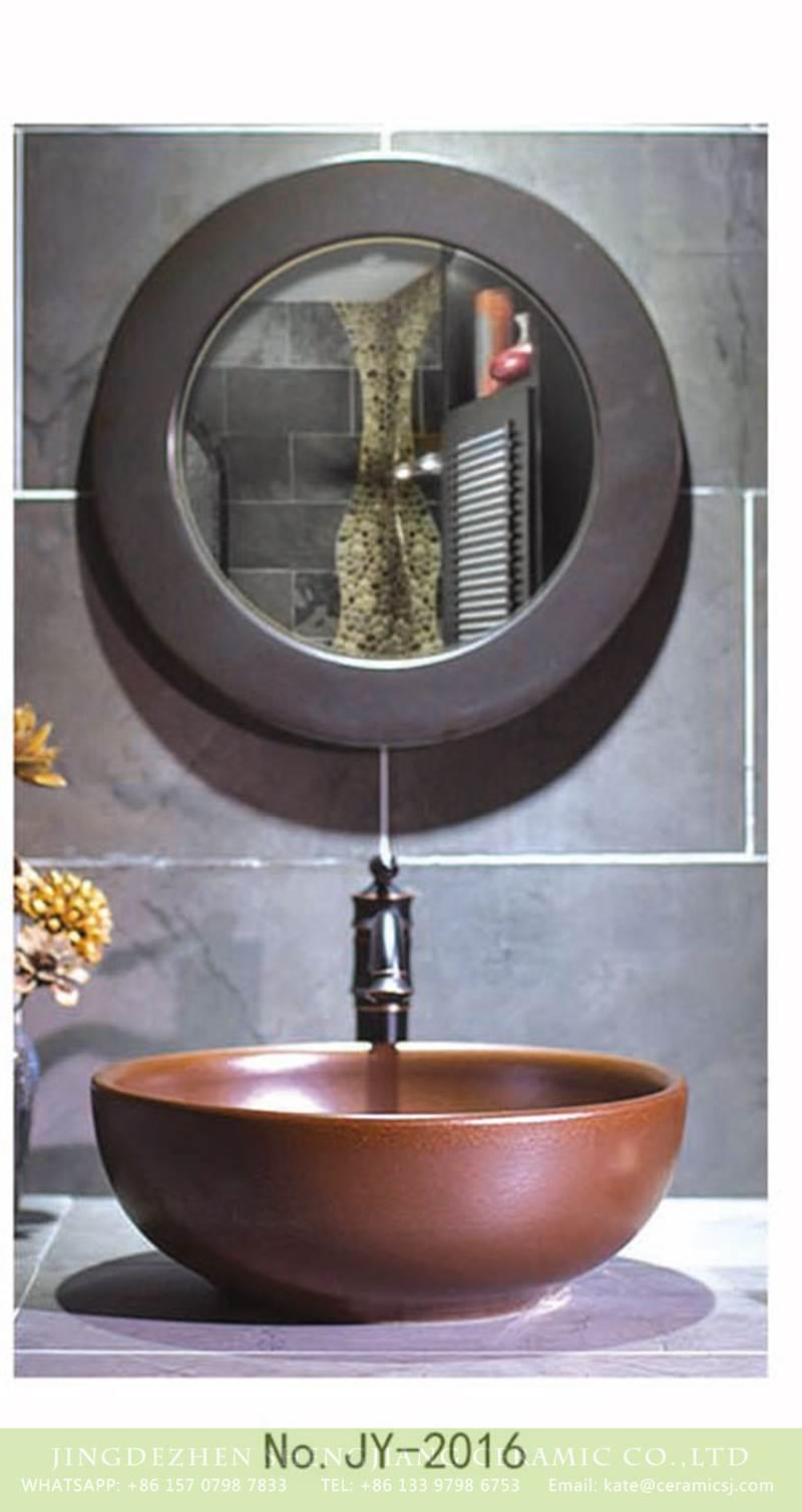 metal glaze ceramic sink