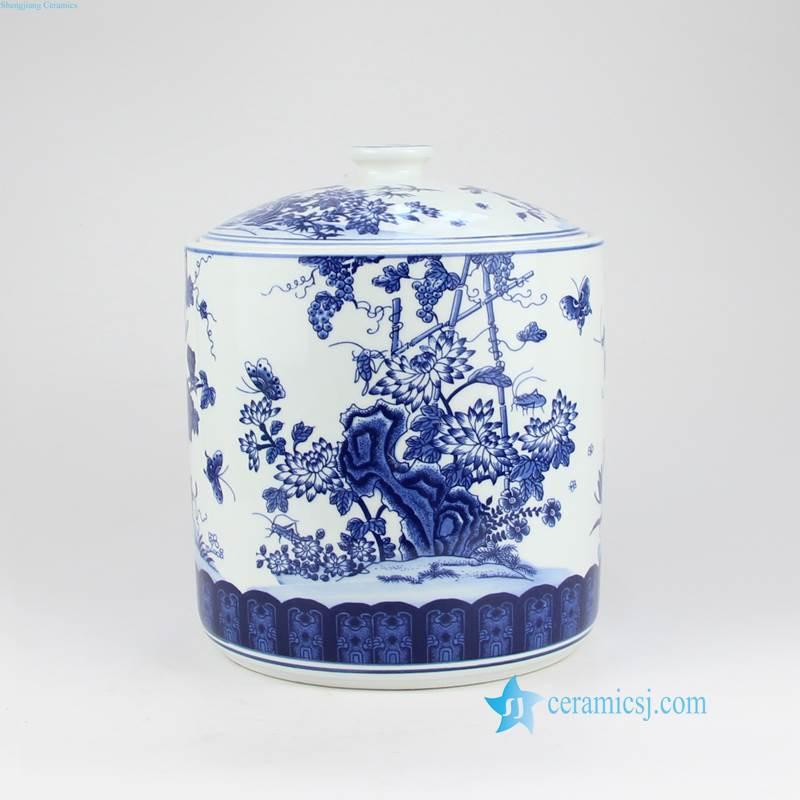towl gouard ceramic jar