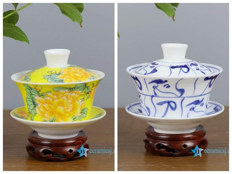 ceramic tea ware