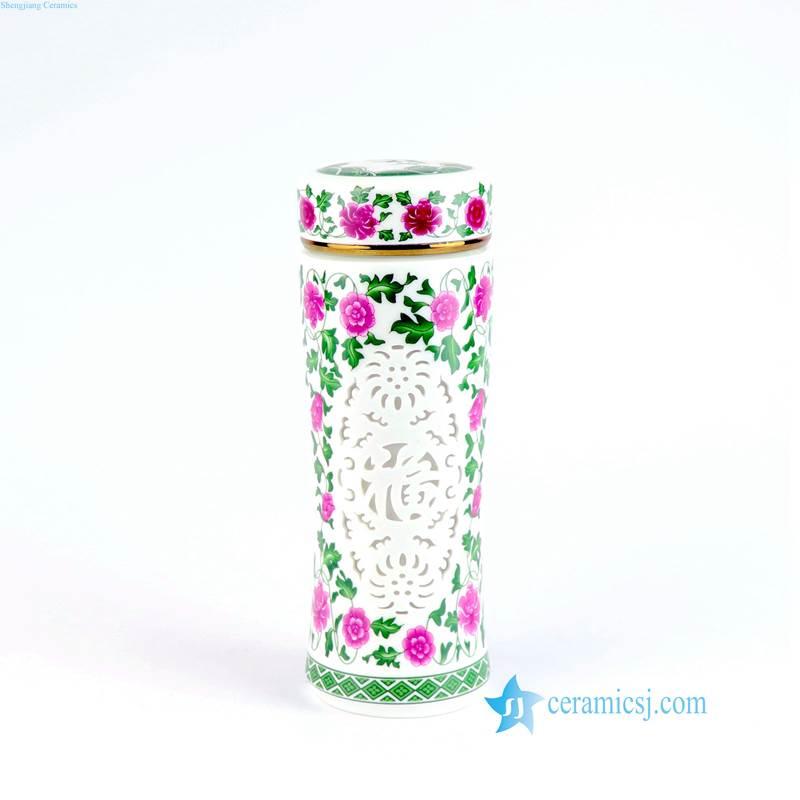 ceramic tea flask