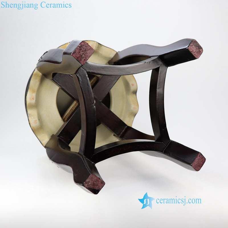 ceramic top seat
