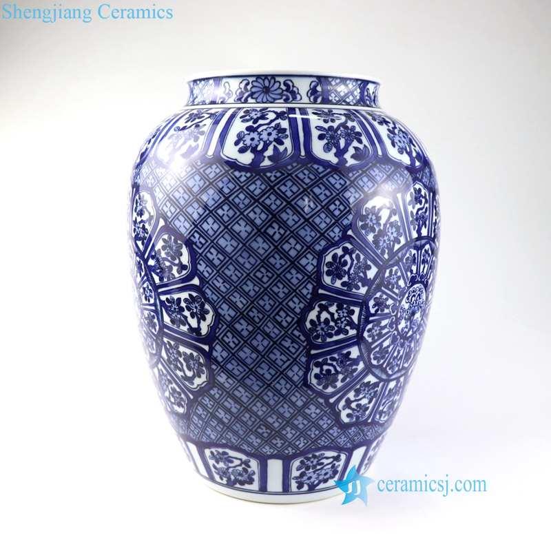 luxury ceramic jar