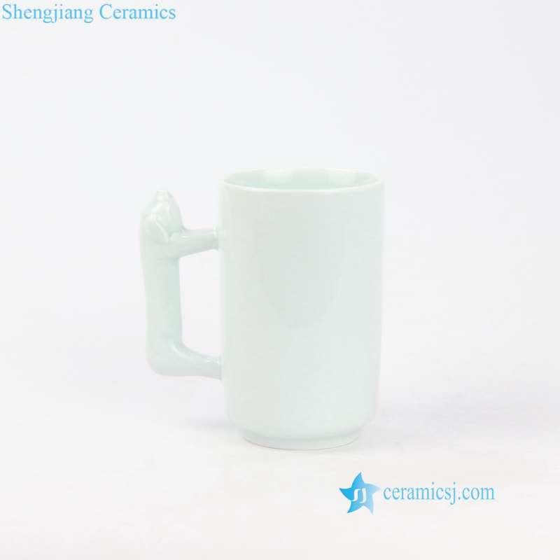celadon porcelain cup