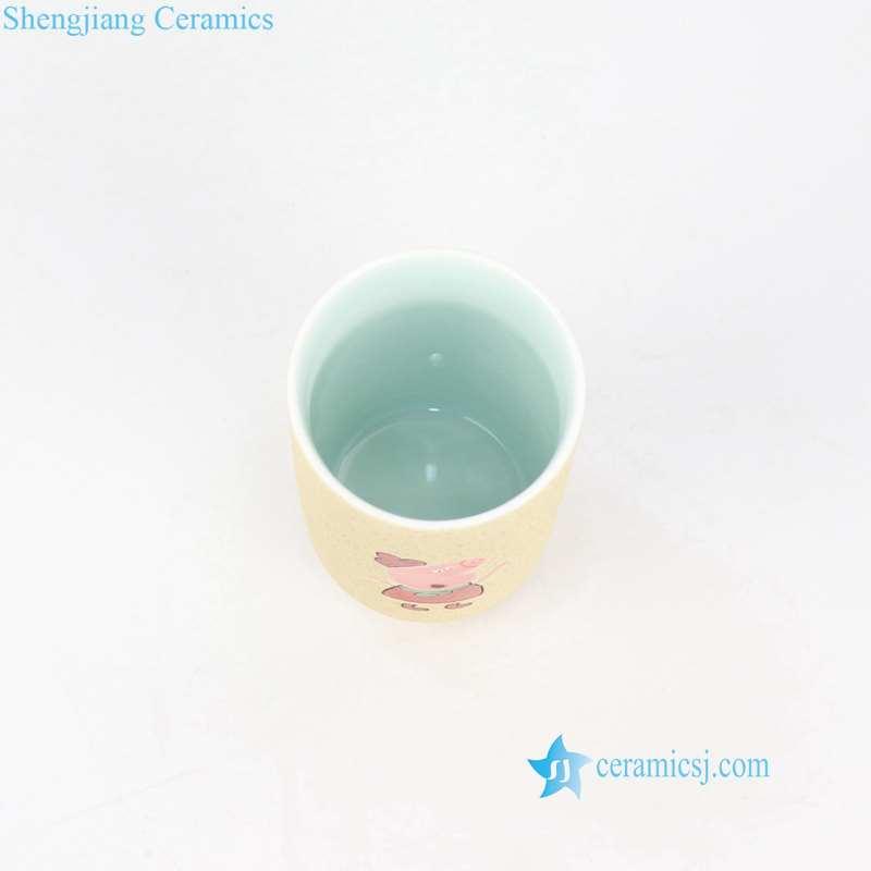 Peppa Pig ceramic cup