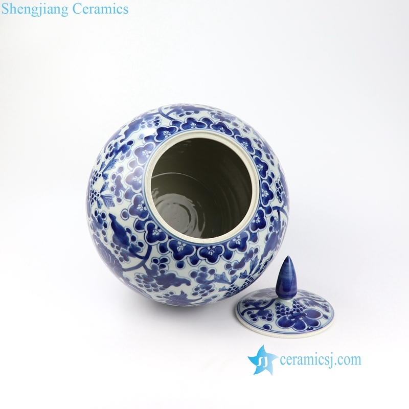 kylin ceramic jar
