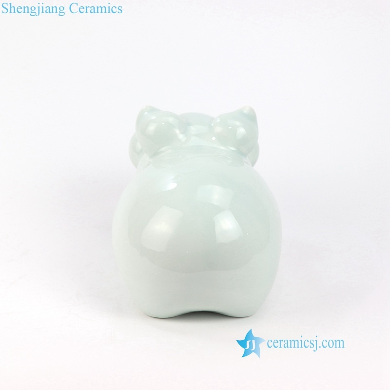 ceramic pig figurine