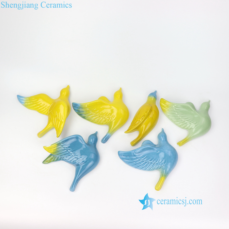 porcelain pigeon figurines