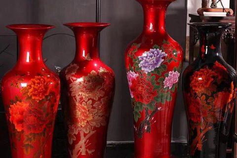 Crystal Glaze Ceramic Vase:New Trend in Home Decoration