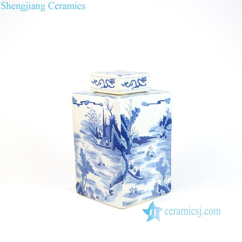 china ancient porcelain jar