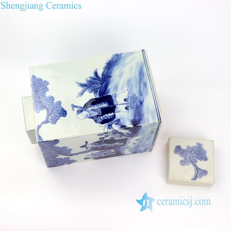 jingdezhen china ancient ceamic jar