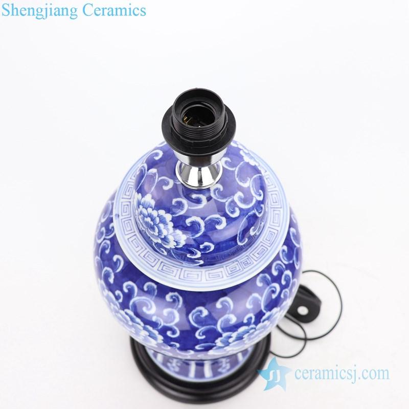 shengjiang wholesale ceramic lamp