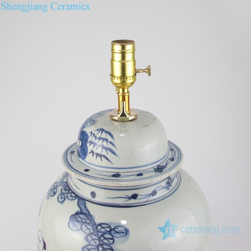 shengjiang factory ceramic lamp