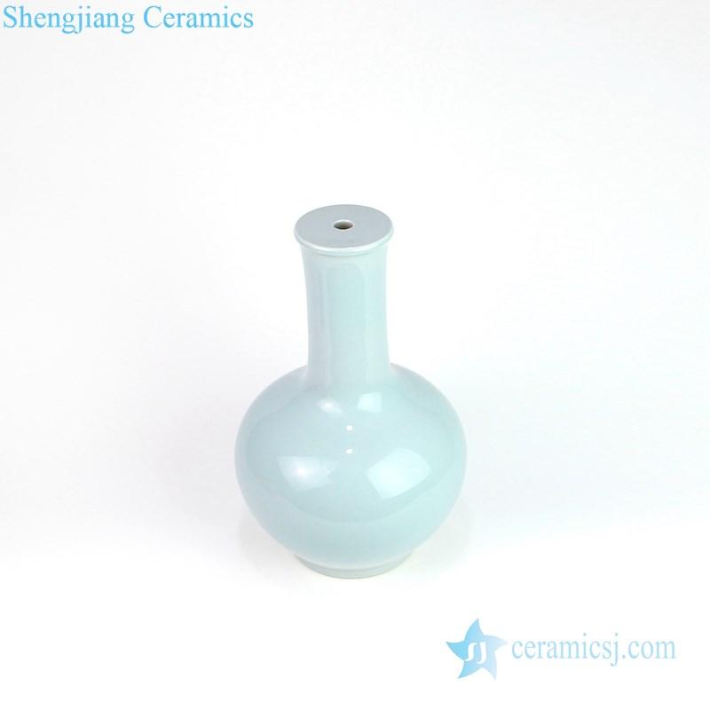 concise style ceramic lamp