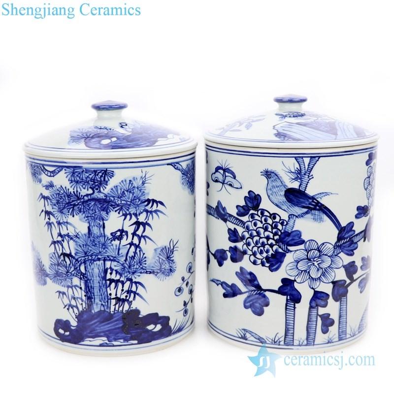 best selling ceramic tea jar