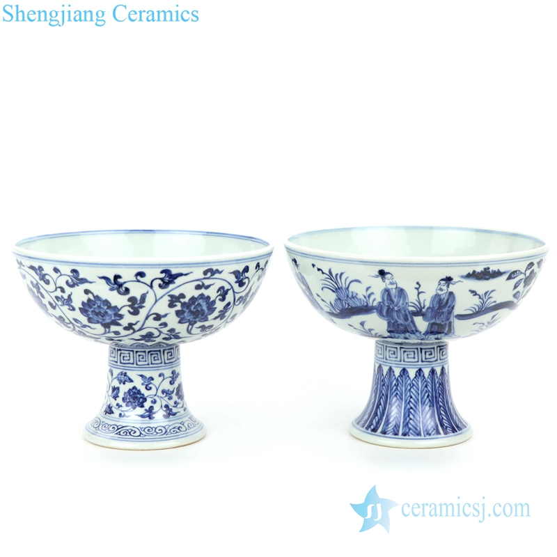 valuable ceramic with beautiful pattern bowl