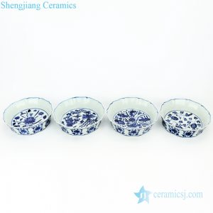 RZHL31-A-B-C-D High quality ceramic made in the reign of Xuan De plate