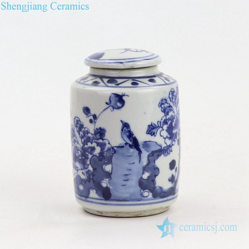 shengjiang hot sale ceramic jar
