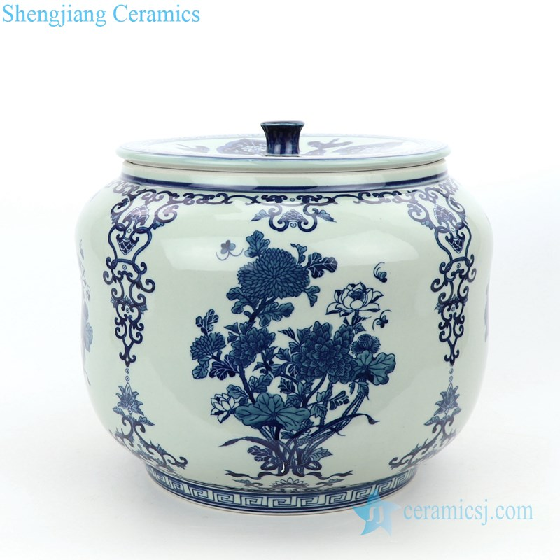 popular ceramic tea jar