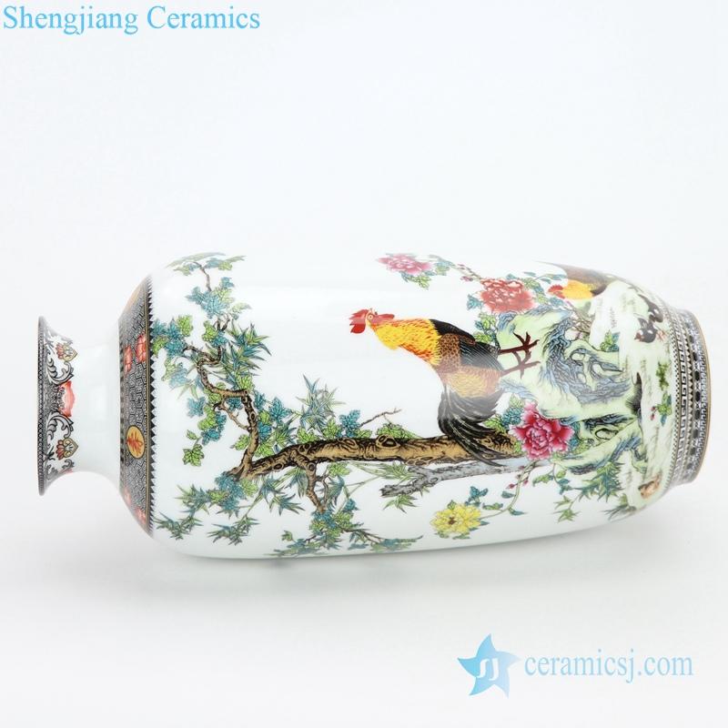 delicate three set of ceramic decor