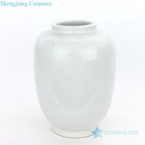 RZPI04 Shengjiang ancient solid color ceramic vase