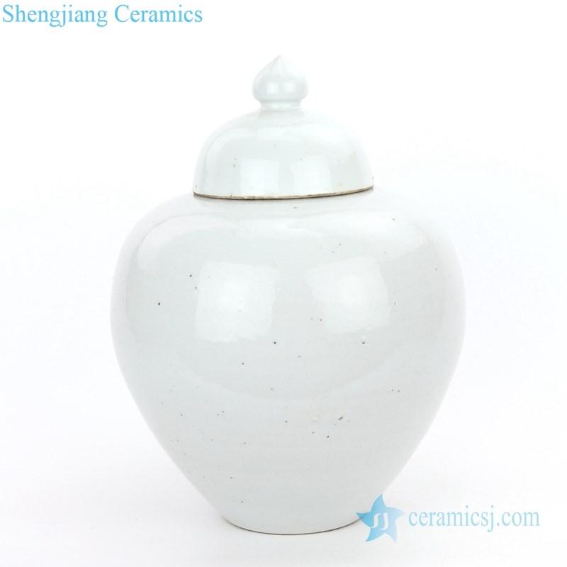 plain color storage jar