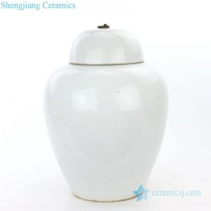 RZPI12 Big high quality covered solid color ceramic jar