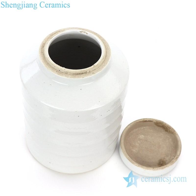 ancient white tea jar