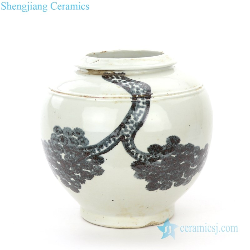 traditional high quality storage jar
