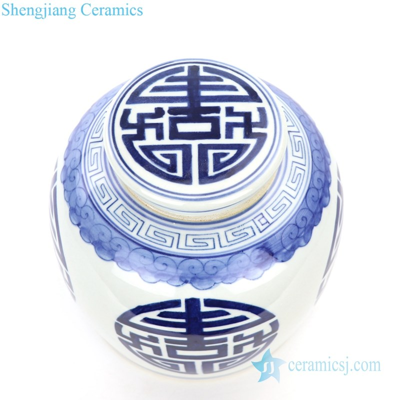traditional style ceramic pot