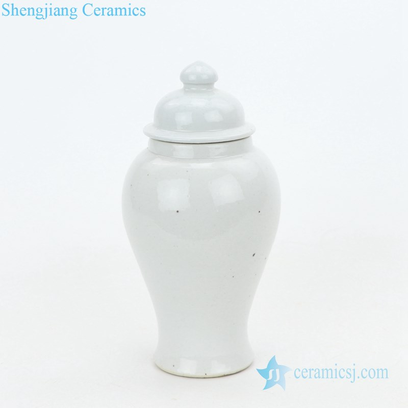 simple style ceramic jar