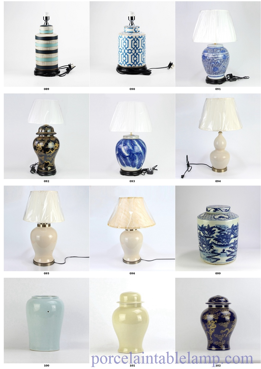 high quality ceramic lamps