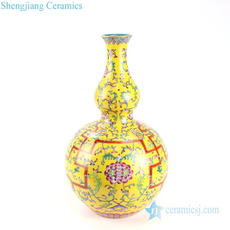 reproduction porcelain vase