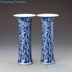 RZJI04-A Purely manual antique ceramic with special pattern vase