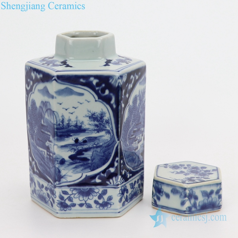 storage ceramic jar