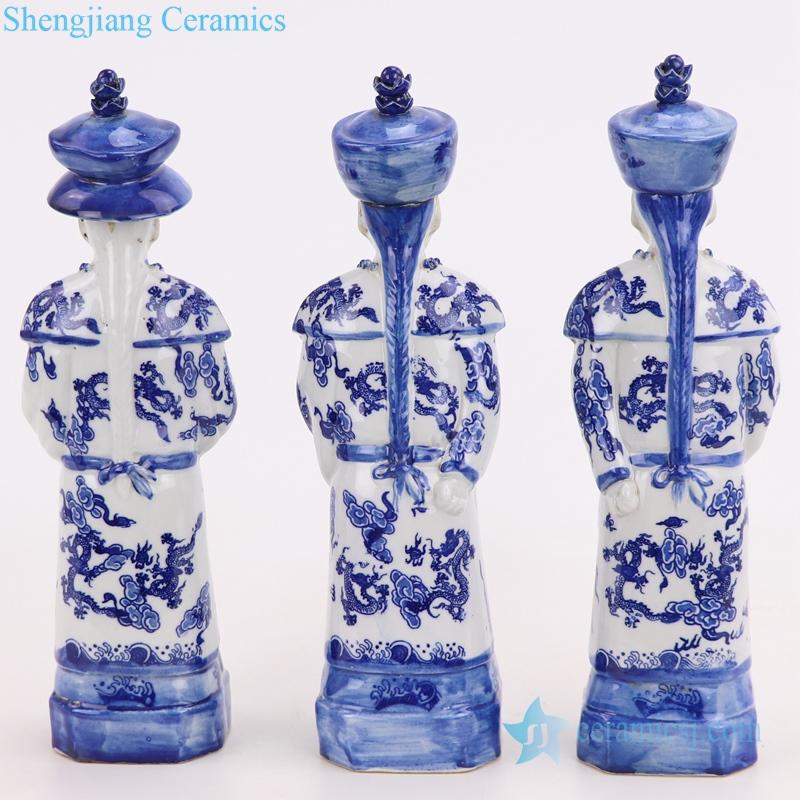 china porcelain figure statue