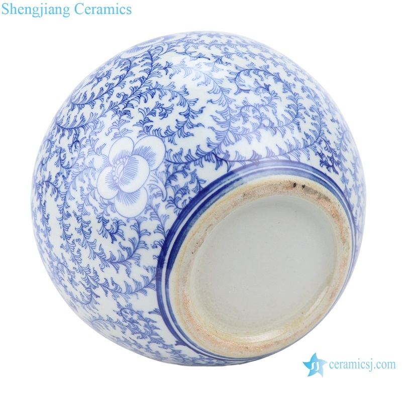 Jingdezhen Blue and white vase bottom