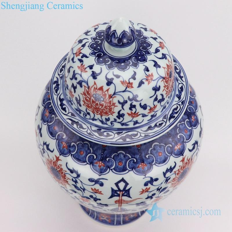 Jingdezhen Porcelain hand-painted POTS