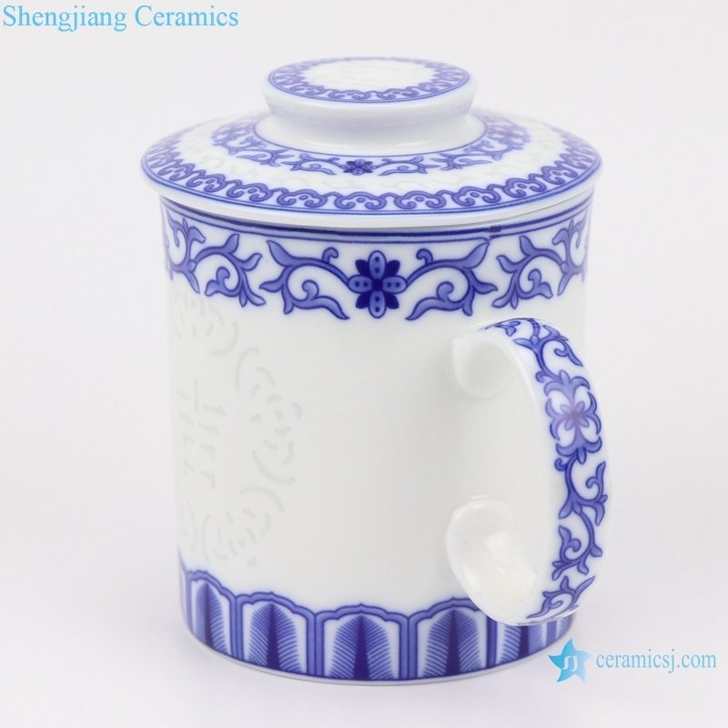 chinese style traditional exquisite cup