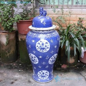 A Treasure Of Chinese Ceramic Art——Hat-Covered Jar