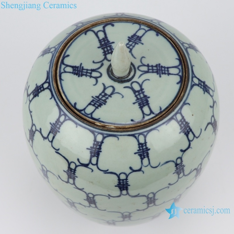 shengjiang ceramic storage tank top view