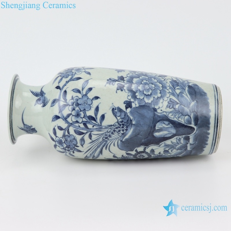 shengjang antique hand-made ceramic side details