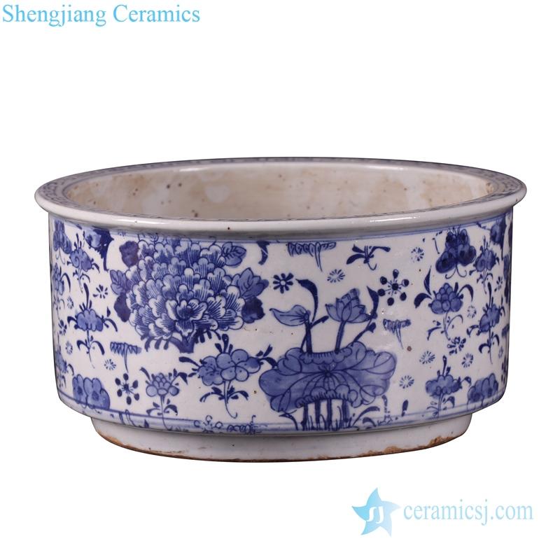 B Jingdezhen archaize old ceramic vats