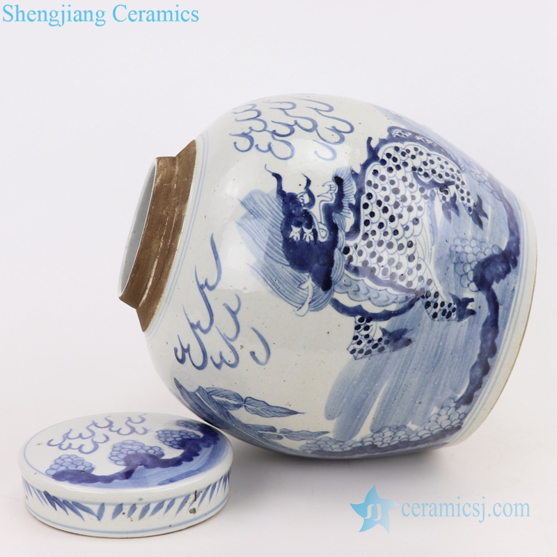 Chinese porcelain in the republic of China antique