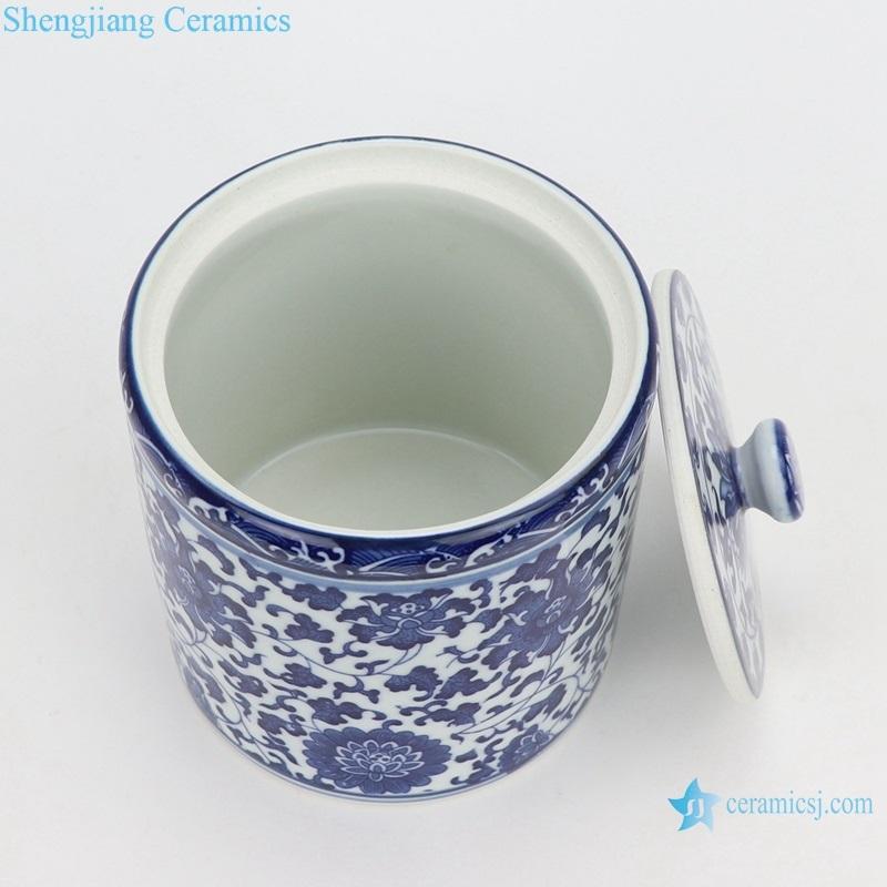 shengjiang tangzhi lotus pattern tea pot